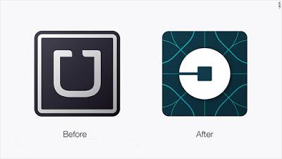 Cebu Pacific, Uber and Grab Rebrand, New Logos | Invest Money PH