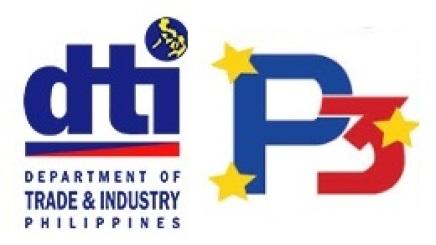 DTI P3 Logo
