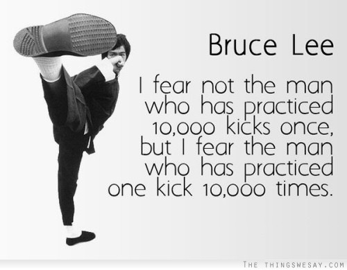 Bruce Lee 10000 Times