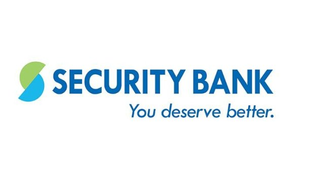 security-bank you deserve better